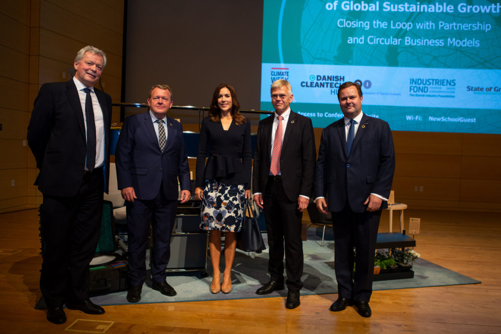 Danish Cleantech Hub in Close Cooperation with Local Partners Advancing the Circular Economy Movement in New York