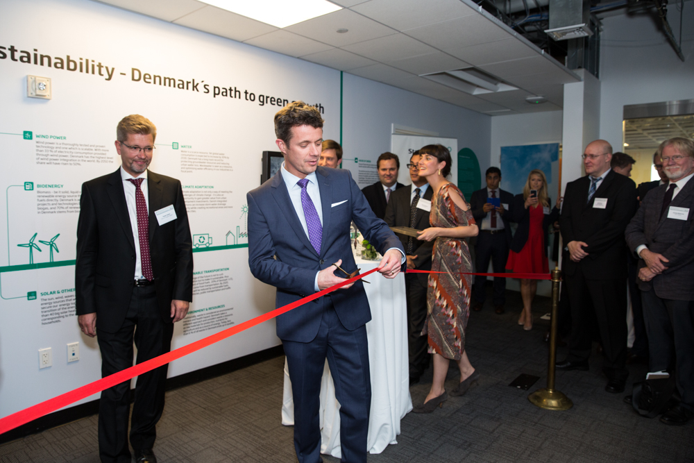 Danish Cleantech Hub Ready with Second Office Facility in New York City
