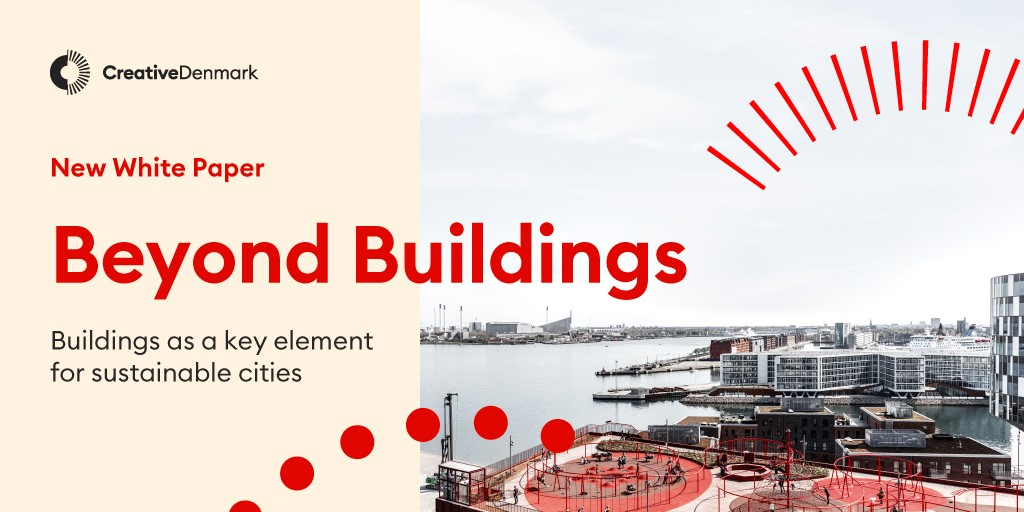 NEW WHITE PAPER: Beyond Buildings – Buildings as a key element for sustainable cities