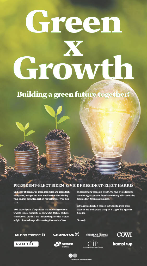 Green X Growth – Building a Green Future together!
