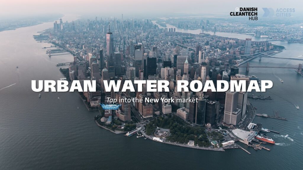 New Urban Water Roadmap with Tips and Tricks to the NYC Market
